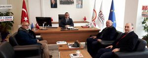TKDK Sariveliler Belediyesi'nde Bilgilendirme Toplantisi Düzenledi