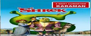 Shrek Karaman'a Geliyor