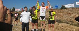 Karaman Bisiklet Takimi Adana'dan Madalyalarla Döndü