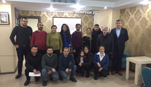 Aygün Otel, KGRT Ailesini Ağırladı