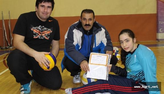 Bedensel Engelli Neslihan'ın Sporla Gelen Başarısı
