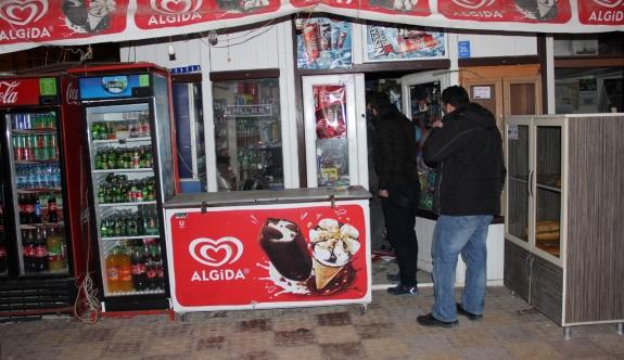 Kar Maskeli Hırsız Polisten Kaçamadı