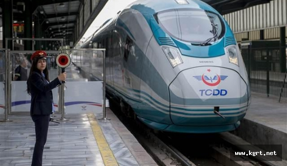 Ankara-Konya Hızlı Tren Seferleri 14'den 20'ye Çıkıyor
