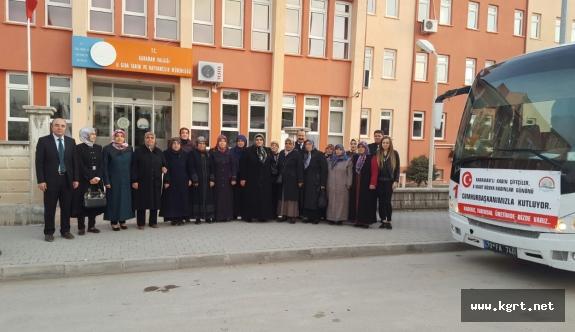 Bu Toprağın Kadınları, Ankara'da Milli Tarım Ruhuyla Buluştu