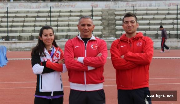 Karaman Atletizm Antrenörlerine Yeni Görev