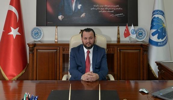 KMÜ Rektörü Akgül'den Dünya Kadınlar Günü Mesajı