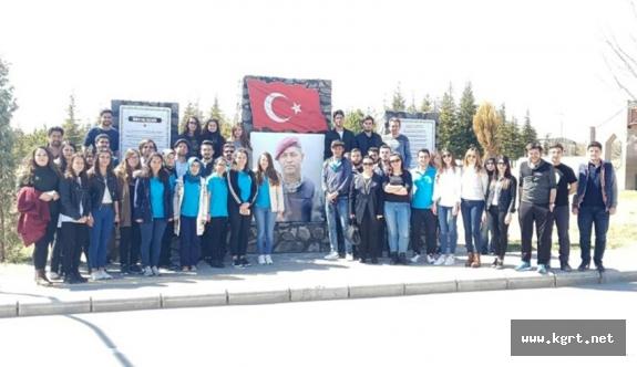 KMÜ Öğrencilerinden Niğde'de İki Anlamlı Ziyaret