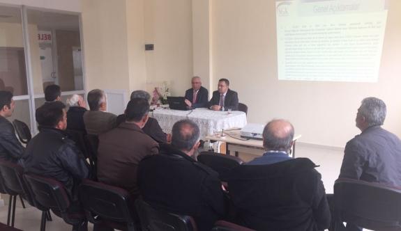 SGK'dan İşveren Desteği Bilgilendirme Toplantısı