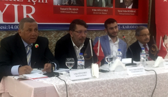Atatürk'te Birleştik. Hayır Kazanacak
