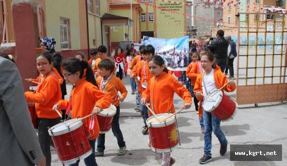 Cumhuriyet İlkokulu Eski Bayramları Hatırlattı