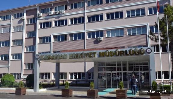 Karaman'da FETÖ/PDY Operasyonunda 4 Kişi Gözaltına Alındı
