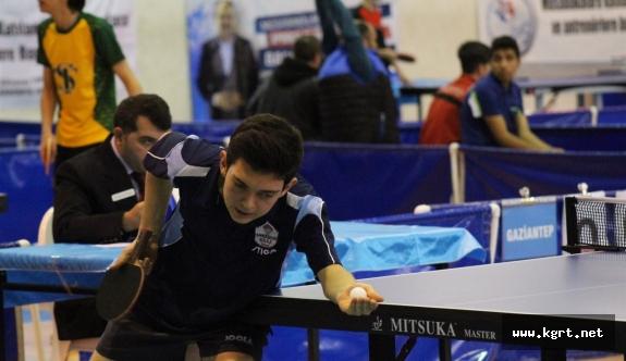 Masa Tenisi Gençler Türkiye Şampiyonası Sona Erdi