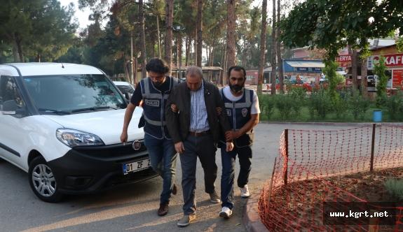 Adana Merkezli FETÖ Operasyonu: 20 Gözaltı
