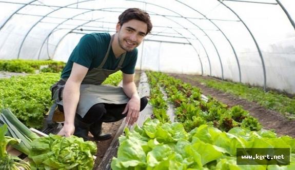 Genç Çiftçi Proje Çalışmalarında Karaman'a 129 Proje Tahsisi Yapıldı
