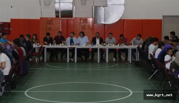 Gençlik Merkezi'nde Ramazan Bereketi