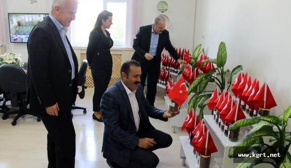 İl Müdürü Mevlüt Kuntoğlu'ndan Anaokullarına Ziyaret