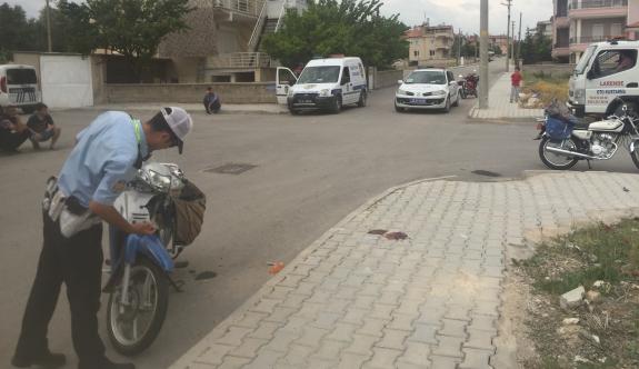 Karaman'da Motosikletler Çarpıştı: 1 Ölü, 1 Yaralı