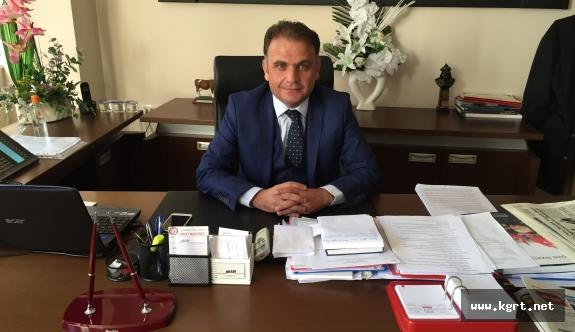 Karaman İl Genel Meclis Başkanı Celalettin Güngörer'in Taziye Mesajı
