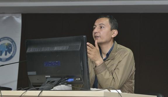 KMÜ'de Yeni Web Yönetim Bilgi Sistemi Eğitimi Verildi
