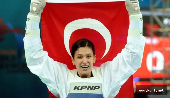 KMÜ'lü Nur Tatar Dünya Şampiyonu Oldu