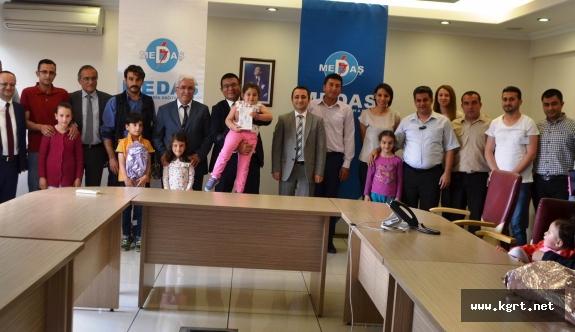 MEDAŞ'ta İş Sağlığı Ve Güvenliği Konulu Video Yarışması Düzenlendi