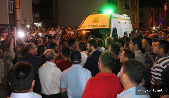 Şehit Muhammed Ali Mevlüt Dündar'ın Cenazesi Memleketi Karaman'a Getirildi