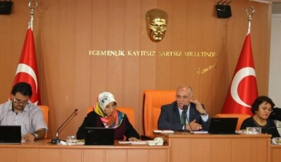Belediye Meclisi 3 Temmuz'da Toplanıyor