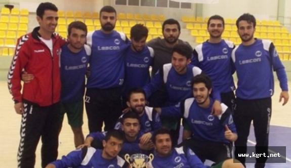 Futsal Takımı Türkiye'yi Avrupa'da Temsil Edecek