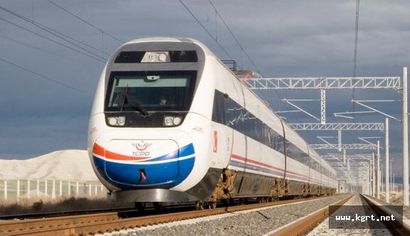 Hızlı Tren Dedikleri... İstanbul'a Giderken 2.5 Saat Konya'da Beklemek Mi?