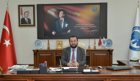 Kmü Rektörü Akgül'den Başsağlığı Mesajı