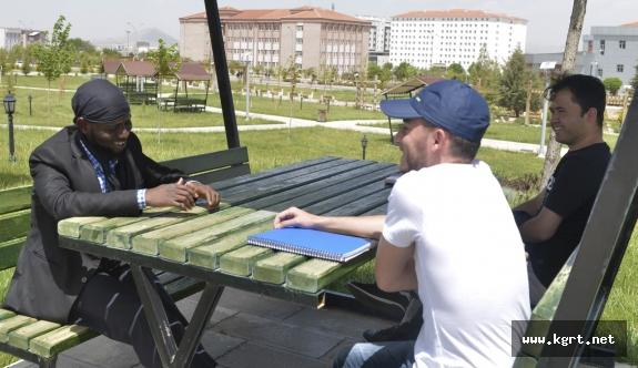 KMÜ'de Türkçe Öğretimi Uygulama Ve Araştırma Merkezi (Kardil) Açıldı