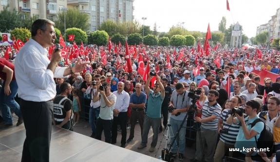 Konuk: İç ve Dış Düşmanlar Heveslenmesin. Artık Türkiye'de Meydan Boş Değil