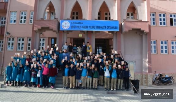 Gümüş: Bu Yılda Karaman'ın En Başarılı Devlet Okuluyuz