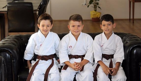 Karateciler Milli Takım Kadrosunda Ülkemizi Temsil Edecek