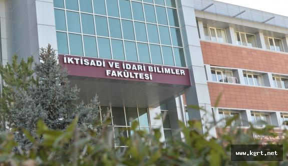 KMÜ, Tezsiz Yüksek Lisans Öğrencisi Alacak