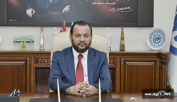 Rektör Akgül'den Kurban Bayramı Mesajı