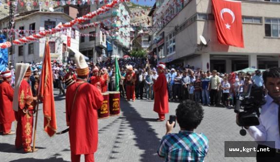 Taşeli Kültür Sanat Ve Sıla Festivali 25-27 Ağustos'ta