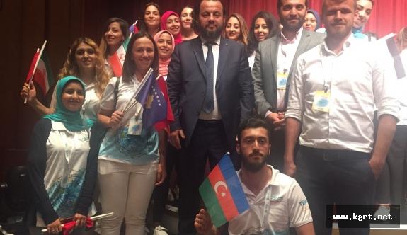 Türkçe Yaz Okuluna Cumhurbaşkanlığı Külliyesinde Görkemli Kapanış