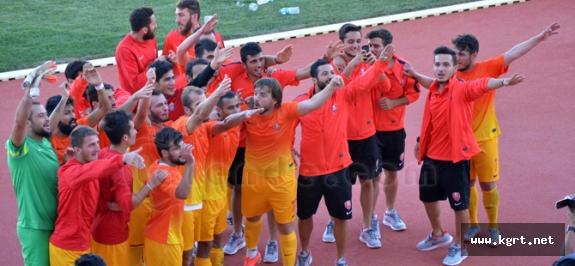 Türkiye Kupası'nda Rakibimiz Nevşehir Spor