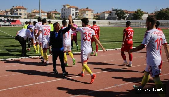 Karaman Belediye Spor, Yeni Sezona Galibiyet ve 3 Puanla Başladı