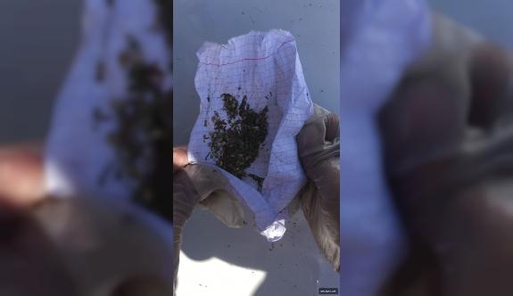 Karaman Jandarması Uygulama Sırasında Uyuşturucu Ele Geçirdi