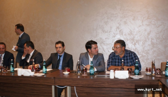 Karaman Turizmi Skal Kulübü Toplantısında Masaya Yatırıldı