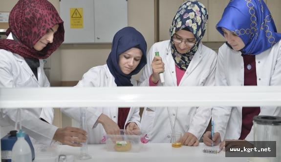 KMÜ'de Gıda Geliştirme Uygulama Ve Araştırma Merkezi Açıldı