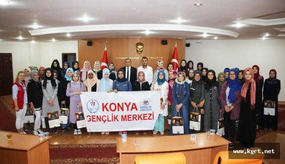 Konya Gençlik Merkezi'nden Ziyaret