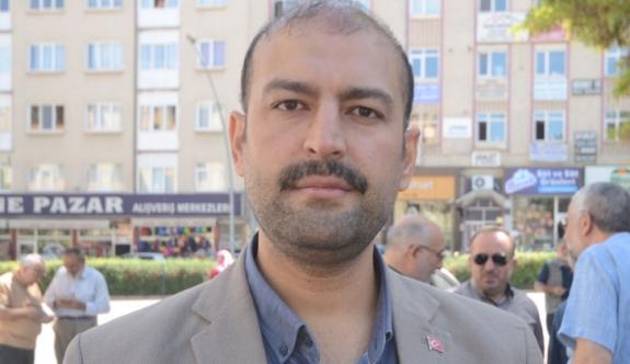 """AK Parti İl Başkanı Er """"Cumhuriyetimizi Aydınlık Bir Geleceğe İlham Verecek Bir Coşkuyla Kutluyoruz"""""""