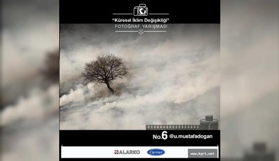 Alarko Carrier'ın Düzenlediği Fotoğraf Yarışmasında Karamanlı Yarışmacı Ödül Kazandı