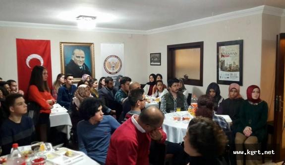 Ankaramander'in Geleneksel Öğrenci Tanışma Yemeği 22 Ekim'de