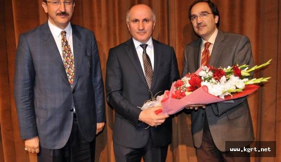 """""""Camiler Ve Din Görevlileri Haftası"""" Kutlanıyor"""