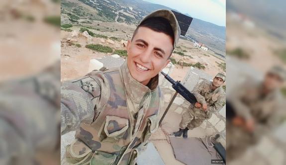 Hain Saldırıda Şehit Düşen Asker İçin Tören Düzenlendi