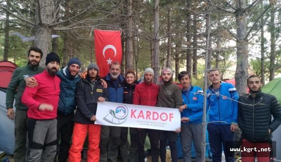 KARDOF'da Başarılı Sporcular Yetişiyor